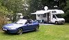 Nene Park - My CRX and Motorhome
