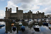 Caernarfon Castle - April 2009